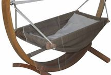 Wooden swings for countryside / swings for countryside
