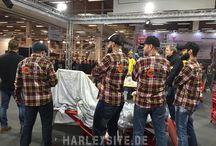 Harleysite Yuri Custom Bike Build Off Custombike Show Bad Salzuflen Germany #custombike #custombikeshow #harley ##HD #harleydavidson #badsalzuflen #cbs