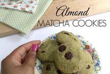 Matcha Baking Recipes