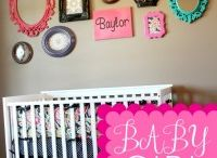 ideas for girls room / by Michelle Tomlen