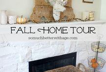 Fall home / by Brooke thiel