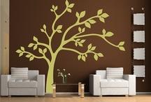 Strom na zeď
