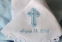 Pin of the Week / This is where you find my highlighted pin of the week.  Everything from my newest design wedding handkerchief creation, baptism gift, blog post or giveaway.  Check often as I will be adding each week.  Thank you for looking. https://www.lil-inspirations.com / by Li'l Inspirations - Personalized Wedding Handkerchiefs, Blankets and One of Kind Baptism Gifts Custom Embroidered