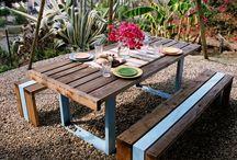 Outdoor Furniture / by Audrey Shantz