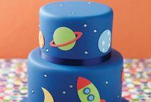 torta vesmír
