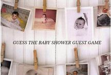 Baby Shower Ideas / Great ideas for all things Baby Shower related, including games, food, decorations, presents.