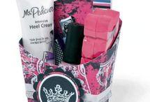 Stampin FRY BOX