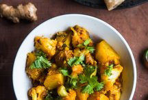 recepty Indie
