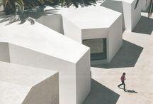 Cluster buildings