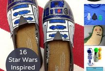 Star Wars Geek / by Michelle Percey