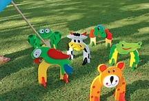 Croquet for kids