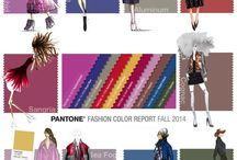 Fall in love with Fall 2014 / Fall is here! Make sure you are fashion and design ready based on the Pantone Color Report Fall Fashion 2014 / by Graham & Brown