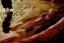 Mark Heine- available scenic paintings / scenic paintings looking for a good home