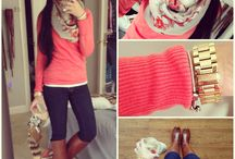 Spring Clothes / Just spring clothes / by Jordyn Kneice