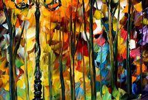~Leonid Alfremov~ / by Sherry Lipscomb