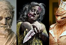 Halloween looks that looks famous / Halloween 2015: Top looks you must try for the scary night!