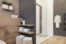 Interior design / Great ideas for bathrooms, furniture etc