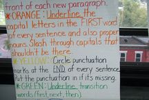 Anchor Charts / by Tracy Melzer