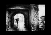 Impressionist street photography