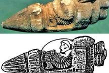 hidded archaeology / by Arlene Philpott