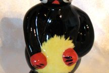 Lorna Bailey ceramic Cat figurine