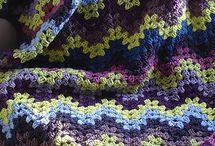 Crochet Love / Crochet Plaids