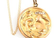 Vintage Lockets / Select lockets from Wendy Mink's beautiful collection