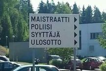 Funny Finnish things