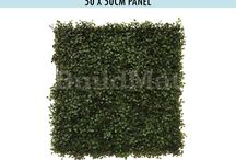 Buildmat Plant Walls