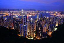 Travels - Hong Kong / Hong Kong pics / by Liesl Williams