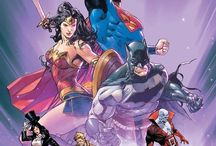 Justice League&Superheroes