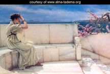 SIR LAT / The works of artist Sir Lawrence Alma-Tadema