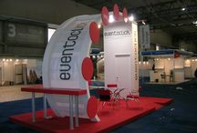 EIBTM / Stand de Eventoclick creado para EIBTM, la Feria Internacional de incentivos, viajes de negocios y reuniones, que tiene lugar en la Fira de Barcelona.