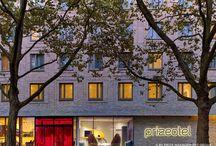 Bonaldo@Prizehotel_Hannover / Bonaldo furnishes the new Prizeotel in Hannover
