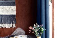 Wandbehang - von traditionell bis modern / Von Wandteppichen über Makramee bis Tassels – einst kahle Wände freuen sich über diese Deko.