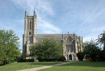 Kerken en Kathedralen in Engeland