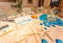 matrimonio tema turchese