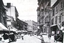 Italian - History in New York City / Collection of pictures of the growth of Little Italy in New York City and maybe a few other areas.