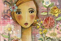 Kelly Rae Roberts Art