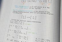 Math Notes