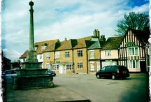All around Lavenham / The beautiful village that I live in.