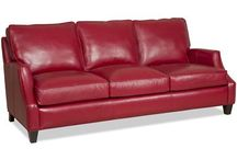 Leather Sofas / Gorgeous variety of leather sofas in all sizes.  Sectionals, regular, loveseat...come in our store and try one out.  Come to our showroom of over 20,000 square feet and shop for the best prices. Located just outside Atlanta near Furniture Row in Tucker.  www.americanafurnitureonline.com