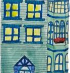 elementary art - architecture / by Laine Van
