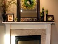 Mantel Ideas