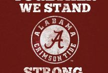 Alabama Roll Tide! / by Michelle Adair