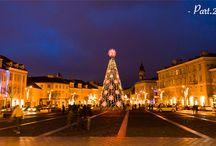 カップルで過ごすホリデーシーズンinリトアニア / クリスマスムードに包まれるホリデーシーズンのリトアニアを訪問。リトアニアの首都ヴィリニュスの魅力をお届けします。