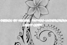 Polynesian Tattoo Forearm