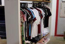 Garderobe - DIY