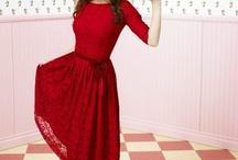✄ Dress (Red)