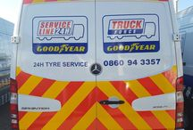 Mobile Truck Equipment